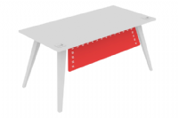 REFLEX Rectangular Desk